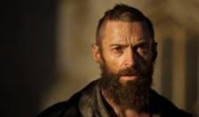 """©LAURIE SPARHAM - Hugh Jackman plays Jean Valjean in the movie version of """"Les Miserables,"""" which opens Christmas Day. He read Victor Hugo's book. Twice."""