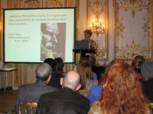 Marva invited to speak in Paris PHOTO 2010